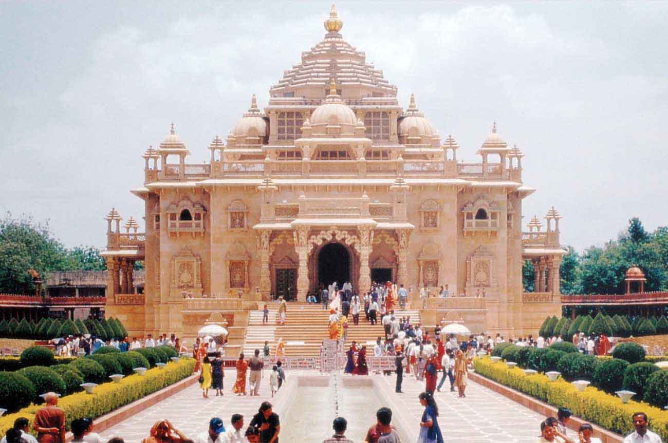 Tourist Places Around Rajkot All Distance Are Calculated From Click To Enlarge